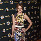 Manuela Velasco en los Neox Fan Awards 2014