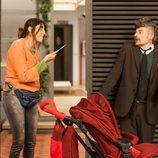 Paz Padilla y Nacho Guerreros (Chusa o Coque), en la octava temporada de 'La que se avecina'