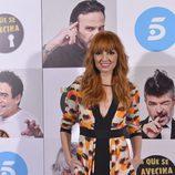 Cristina Castaño en la première de la octava temporada de 'La que se avecina'