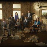 Imagen promocional de la tercera temporada de 'Scandal'