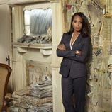 Imagen promocional de Kerry Washington en 'Scandal'