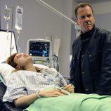 Jack Bauer en el hospital en '24: Vive otro día'