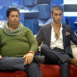Fran y Luis en 'Gran Hermano 15'