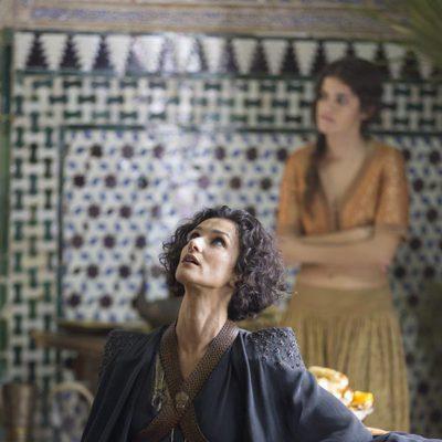 Rodaje de la temporada 5 de 'Juego de Tronos' ('Game of Thrones') en el Real Alcázar de Sevilla