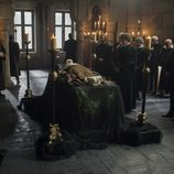 Velatorio de la princesa Isabel en el próximo capítulo de la serie