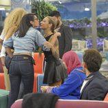 Lucía se despide de Paula en 'GH 15'