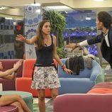 Yolanda y Alejandra discuten con Alfredo en 'GH 15'