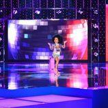 Alexia Castillo en 'Pequeños gigantes'