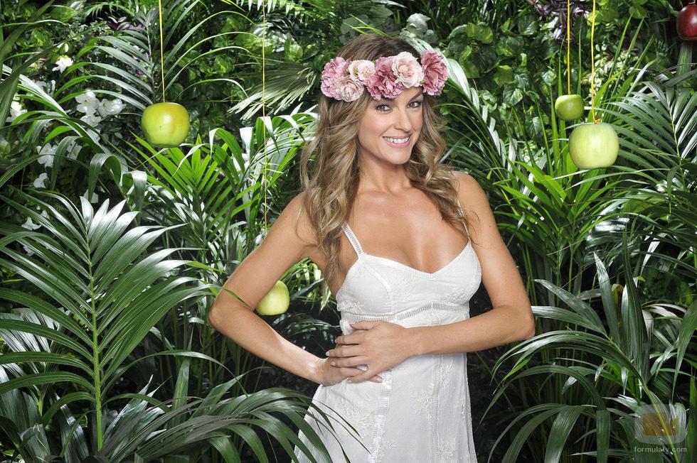 Mónica Martínez es la presentadora de 'Adán y Eva'