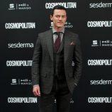 Luke Evans en los Premios Cosmopolitan 2014