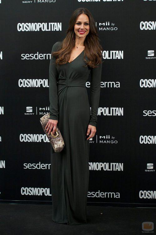 Eva González en los Premios Cosmopolitan 2014