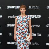 Aura Garrido en los Premios Cosmopolitan 2014