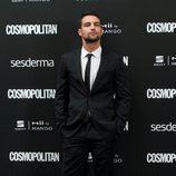 Jesús Castro en los Premios Cosmopolitan 2014