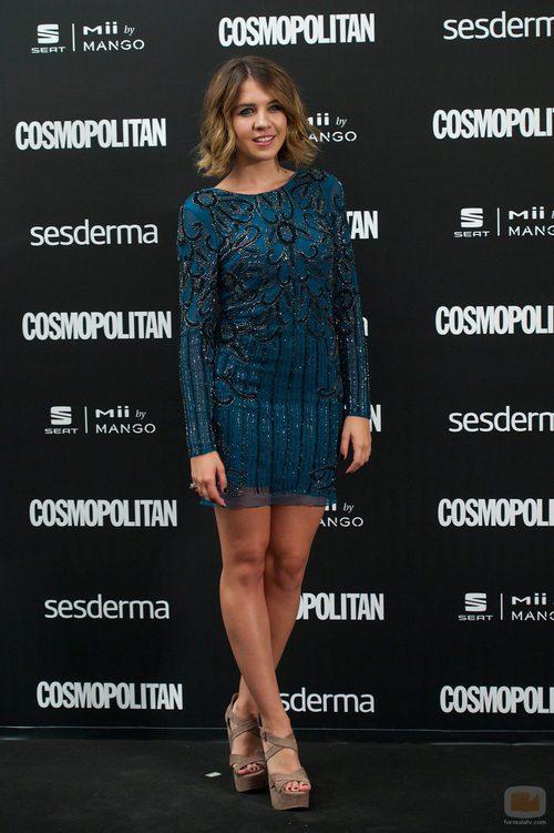 Andrea Guasch en los Premios Cosmopolitan 2014