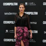 Ana Fernández en los Premios Cosmopolitan 2014
