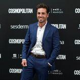 David Bustamante en los Premios Cosmopolitan 2014