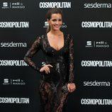 Malena Costa en los Premios Cosmopolitan 2014