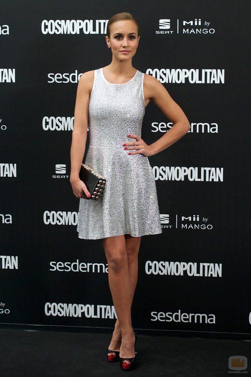 Megan Montaner en los Premios Cosmopolitan 2014