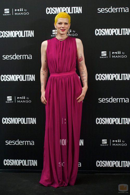 Bimba Bosé en los Premios Cosmopolitan 2014