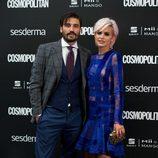 Álex García y Veronica Echegui en los Premios Cosmopolitan 2014