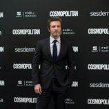 Jesús Olmedo en los Premios Cosmopolitan 2014