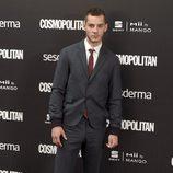 Joel Bosqued en los Premios Cosmopolitan 2014