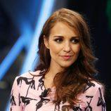 Paula Echevarría visita 'El hormiguero' para presentar la segunda temporada de 'Velvet'