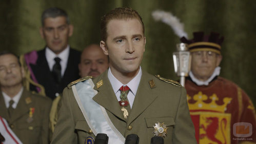 Fernando Gil en 'El rey'