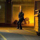 Jack Bauer en un callejón en '24: Vive otro día'