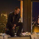 Jack Bauer en una ventana en '24: Vive otro día'