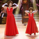 Anna Simon y Nayra en la gala 7 en 'Tu cara me suena mini'