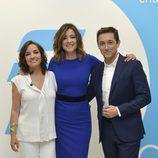 Javier Ruiz, Pepa Bueno y Sandra Barneda forman parte de 'Un tiempo nuevo'
