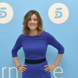 Sandra Barneda es la presentadora de 'Un tiempo nuevo'