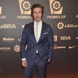 Jesús Olmedo en los Premios LFP 2014