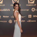 Almudena Cid en los Premios LFP 2014