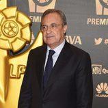 Florentino Pérez en los Premios LFP 2014