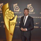 Diego Pablo Simeone en los Premios LFP 2014
