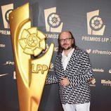 Santiago Segura en los Premios LFP 2014