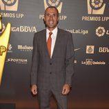 Chema Martínez en los Premios LFP 2014