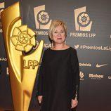 Inés Ballester en los Premios LFP 2014