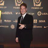 Carlos Latre en los Premios LFP 2014
