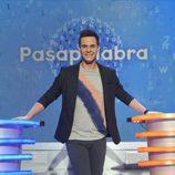 Christian Gálvez en el especial de las 2 000 ediciones de 'Pasapalabra'