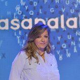 Marta Sierra en el especial de las 2.000 ediciones de 'Pasapalabra'