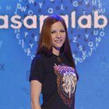 Laura González en el especial de las 2.000 ediciones de 'Pasapalabra'