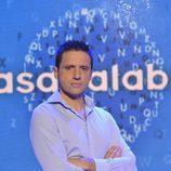 Alberto Izquierdo en el especial de las 2.000 ediciones de 'Pasapalabra'