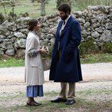 Bosco y Amalia en 'El secreto de Puente Viejo'
