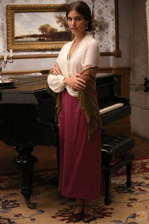 Amalia llega a 'El secreto de Puente Viejo'