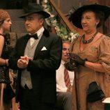 Pedro y Dolores acuden a la fiesta de Francisca en 'El secreto de Puente Viejo'