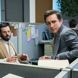 Joe MacMillan y Gordon Clark en 'Halt and Catch Fire'