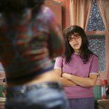 Betty Suárez aparece en pijama en el capítulo